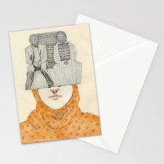 The Two Stationery Cards