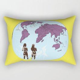 Seaworld Rectangular Pillow
