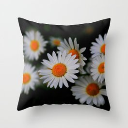 The Candle of Life Throw Pillow