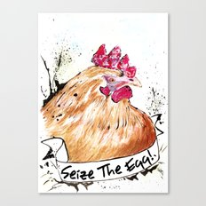 Crazy Chicken Banner