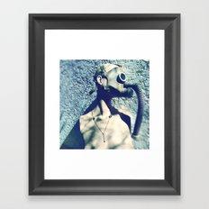Modern Breath Framed Art Print