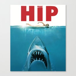 The HIp Canvas Print