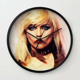 Debbie Harry, Music Legend Wall Clock