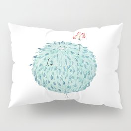 Poofy Frawna Pillow Sham