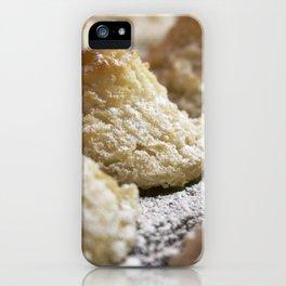 Mountainous Macaroons iPhone Case