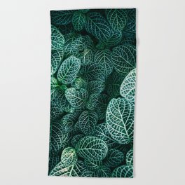 I Beleaf In You II Beach Towel
