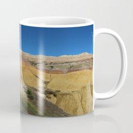 Colorful Badlands Landscape Coffee Mug