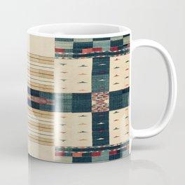 V43 Old Epic Moroccan Carpet Design Coffee Mug