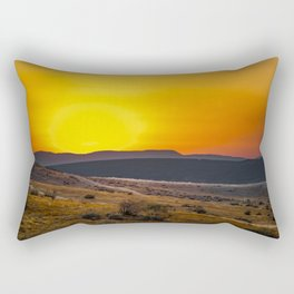 California Days Rectangular Pillow