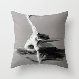 Dance Moves I Throw Pillow