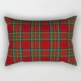 The Royal Stewart Tartan Rectangular Pillow