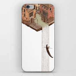 La Cascata iPhone Skin