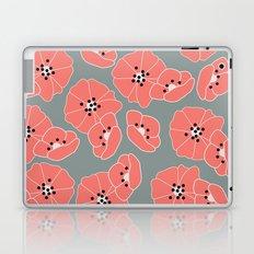 Retro bloom 002 Laptop & iPad Skin