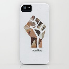 Resist iPhone Case