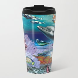 Dolphinius Travel Mug