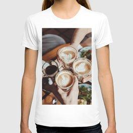 At the Cafe VI T-shirt
