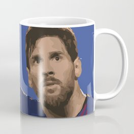 Lionel Messi - Forget Sheep Quote Coffee Mug