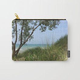 Indiana National Lakeshore Carry-All Pouch