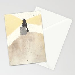 Split Rock Lighthouse - Two Harbors, MN Stationery Cards
