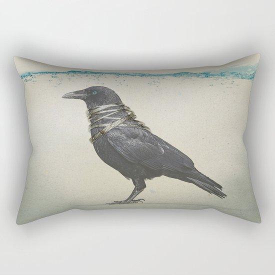 Raven Band Rectangular Pillow
