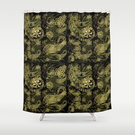 Etereal Party Shower Curtain