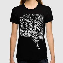 Grazing Buffalo Zentangle (abstract doodle) T-shirt