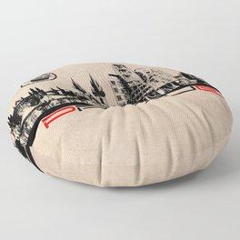 Prague Floor Pillow