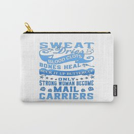 Mail Carrier Woman Carry-All Pouch