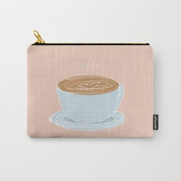 Italian coffee sketch Carry-All Pouch