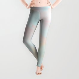 soft tie dye Leggings