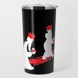Xenomorph in the Manger Travel Mug