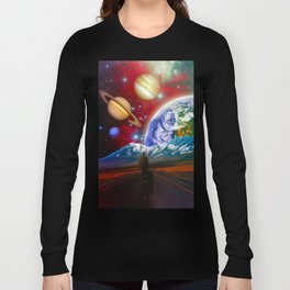 The Hitchhiker Long Sleeve T-shirt