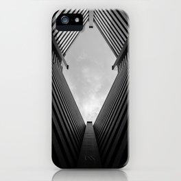 Diamond in the Sky iPhone Case
