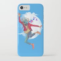 birdman iPhone & iPod Cases featuring BIRDMAN by GENO