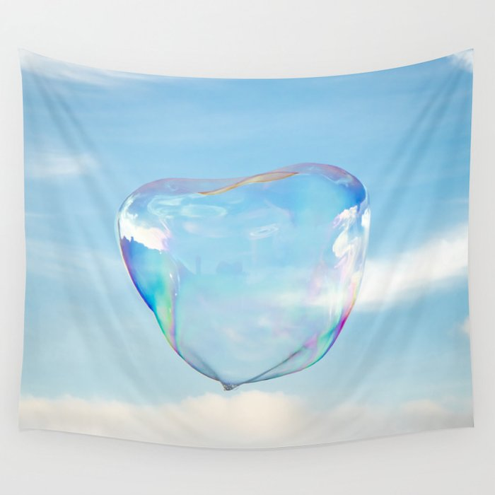 Bubble Wall Tapestry