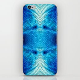 Colorful Abstract Art Pattern - Color Wheels - By Sharon Cummings iPhone Skin