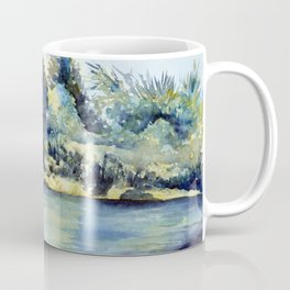 A Little Spot on the Truckee Coffee Mug