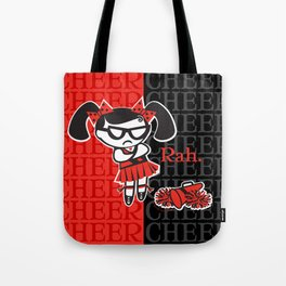 BAD GRACE: Big Cheer Tote Bag