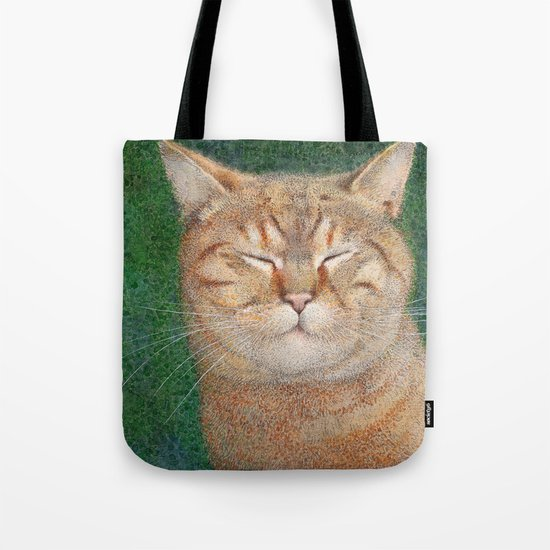 Sleepy Tote Bag