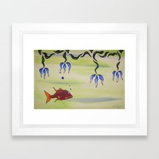 Sloopy Framed Art Print