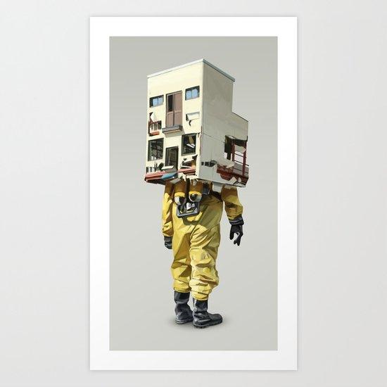 Dream House Art Print