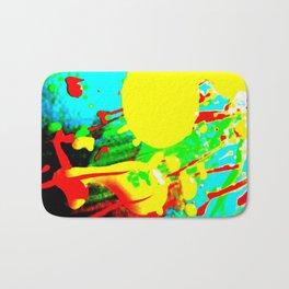 abstract 3 Bath Mat