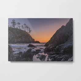 A Trinidad Night Metal Print