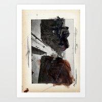 bridge Art Prints featuring bridge by Paul Prinzip