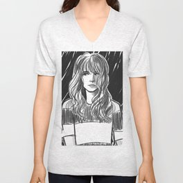 suki waterhouse Unisex V-Neck