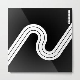 RPM : idokungfoo.com Metal Print