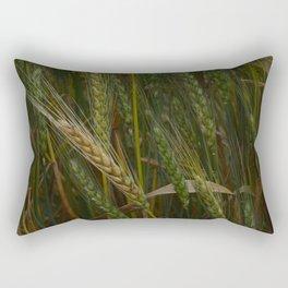 Waving Wheat Rectangular Pillow