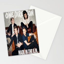 Made in the A.M Stationery Cards