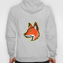 Dhole or Asiatic Wild Dog Mascot Hoody