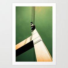 The Tranporter 3 Art Print